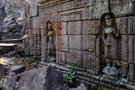 preah khan of angkor built in