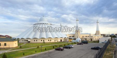 sheikh khalifa al nahyan mosque shymkent