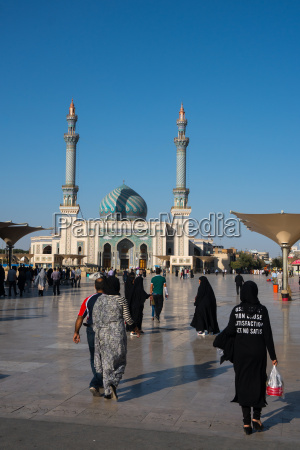 astane square in front of the