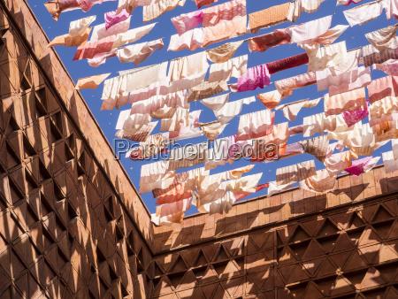 fluttering fabrics textile museum oaxaca mexico