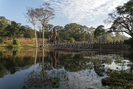 angkor thom angkor unesco world heritage