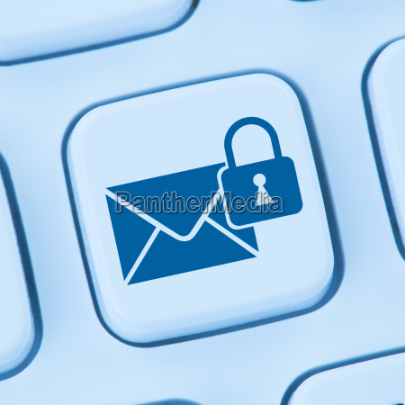 encrypted secure e mail sending internet