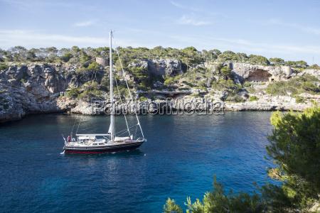 mallorca sailboat sailing