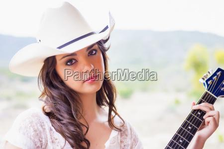 usa texas portrait of teenage girl