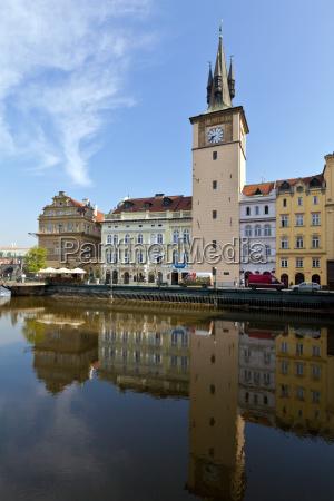 czech republic prague smetana museum