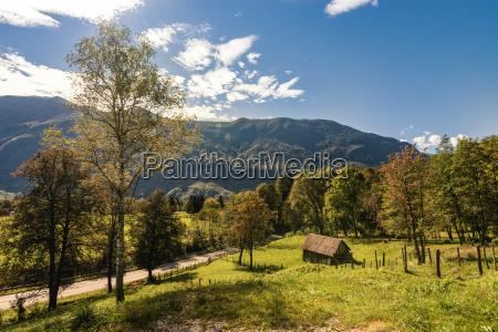 slovenia bovec triglav national park kanin