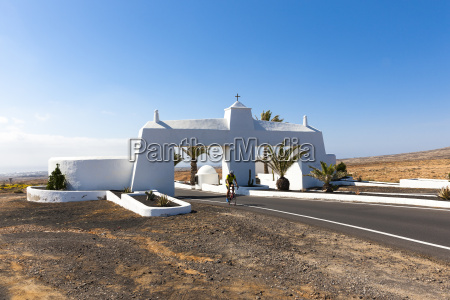 spain canary islands lanzarote gate to