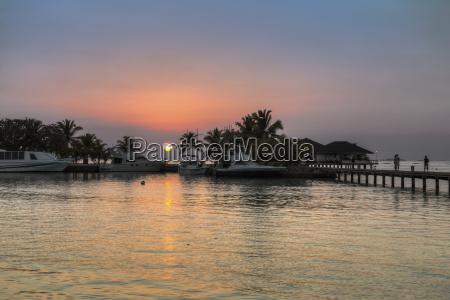 asia maldives view of lagoon to