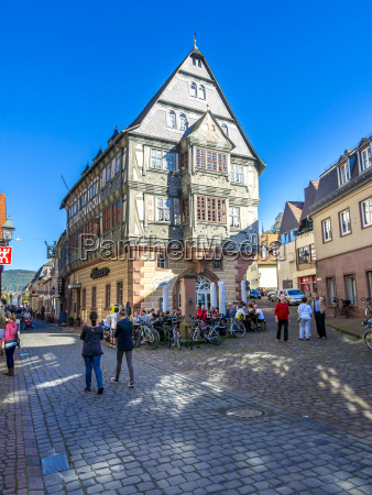 germany miltenberg view to germanys oldest