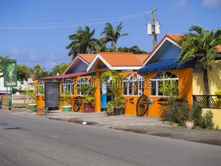 caribbean lesser antilles saint lucia shops