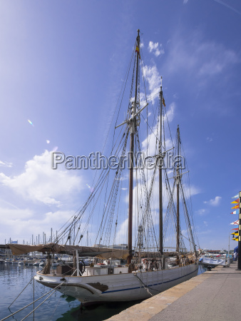 spain barcelona museum ship of the