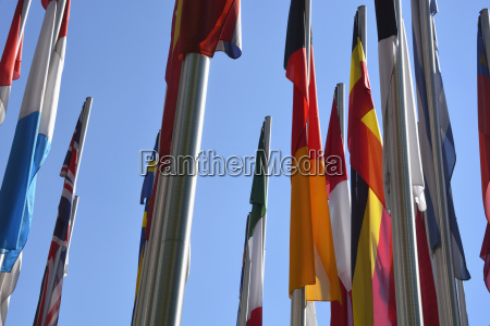 germany munich flags of european countries