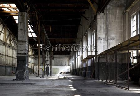 germany bavaria munich old industry hall