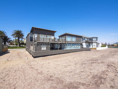namibia swakopmund modern villas bauhaus style