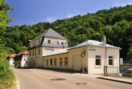 germany saxony glashuette company building wempe