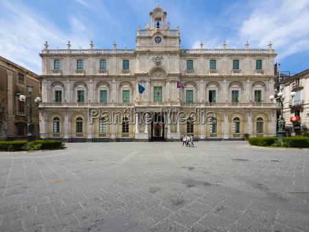 italy sicily catania university