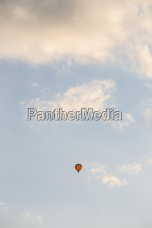 flying air balloon