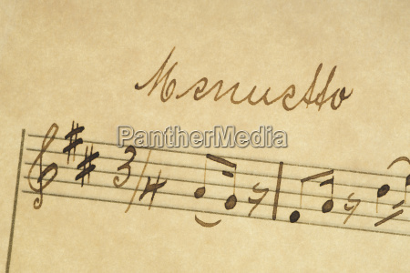 sheets, of, musical, notes, , close, up - 21059119