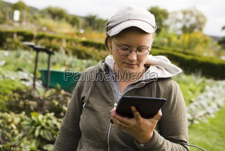 austria schiltern alternative gardener with digital