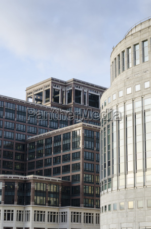united kingdom london view of financial