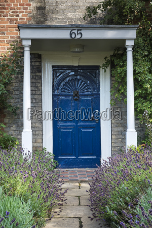 united kingdom england norwich entry door