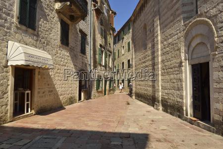 montenegro crna gora small square in