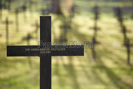 france alsace cross for a nameless
