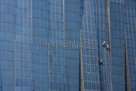 austria vienna donau city window cleaners