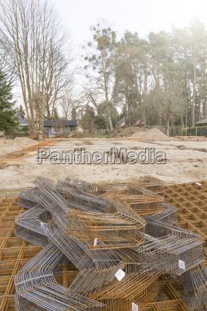 germanay brandenburg strip foundation with armoring