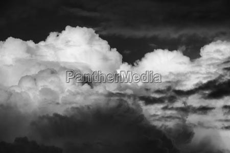 germany cumulonimbus clouds