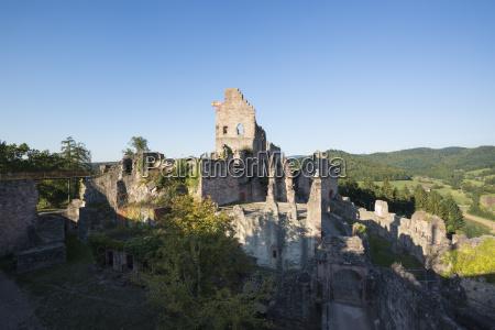 germany emmendingen hachberg castle