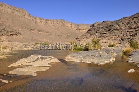 algeria tassili najjer national park iherir