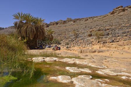 algeria tassili najjer national park group