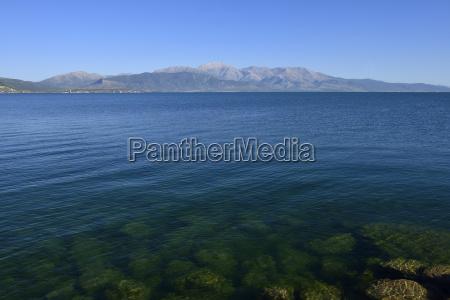 turkey isparta province pisidia egirdir lake