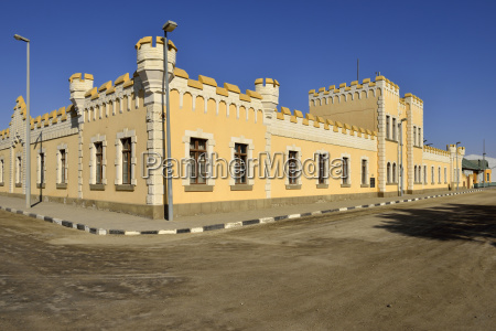 namibia swakopmund historic german colonial military
