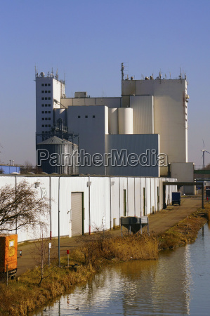 germany industrial building for aluminium products
