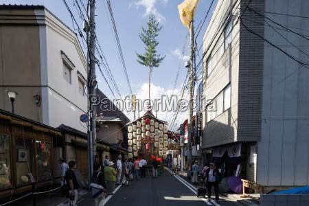 japan kyoto gion matsuri festival