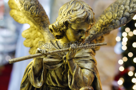 angel as christmas decoration