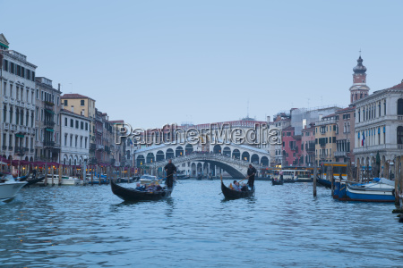 italy venice view of grand canal