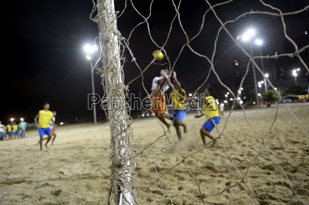 brazil fortaleza beach praia de iracema