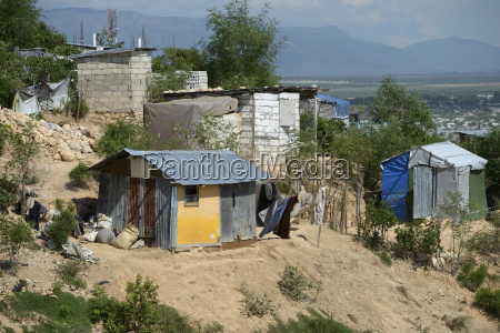 haiti port au prince developing deprived