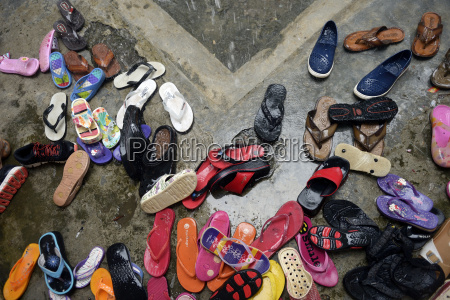 indonesia aceh gampong nusa shoes in