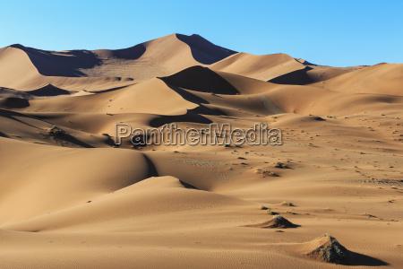 africa namibia namib desert view to