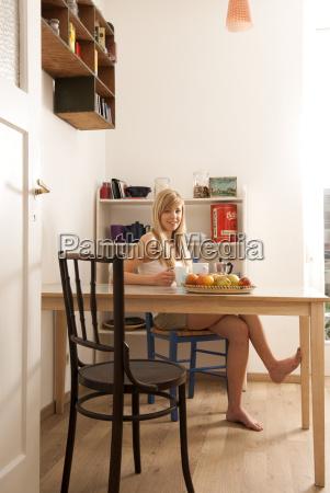 germany bavaria munich teenage girl sitting