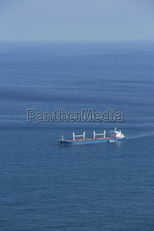 england gibraltar cargo ship with pilot