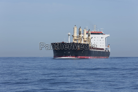 spain andalusia tarifa oil tanker on