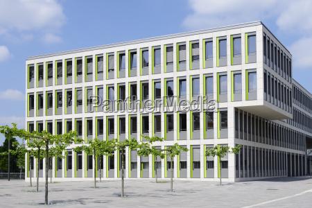 germany dortmund modern office building