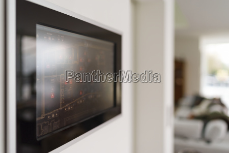 display panel of domestic technology