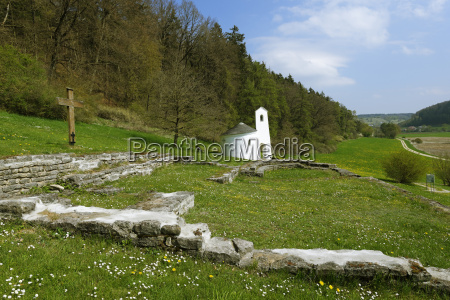 germany bavaria middle franconia weissenburg schambach
