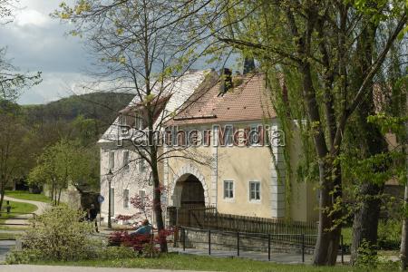 germany bavaria berching siechentor